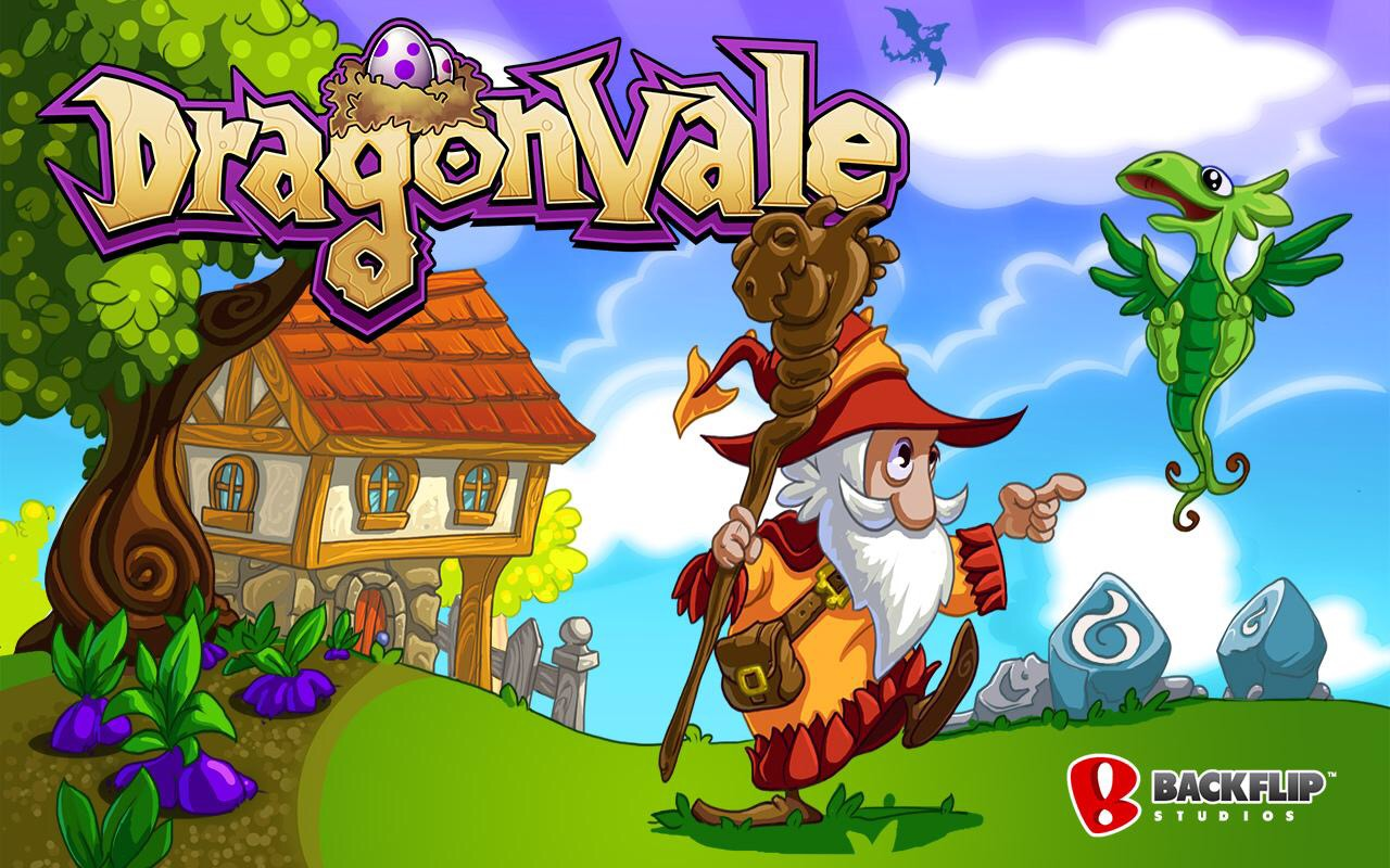 Favorite App Friday: Dragonvale